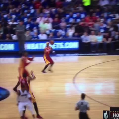 Vine by Kyle Bridges - Dwight Howard going up on a Sunday! #Rockets
