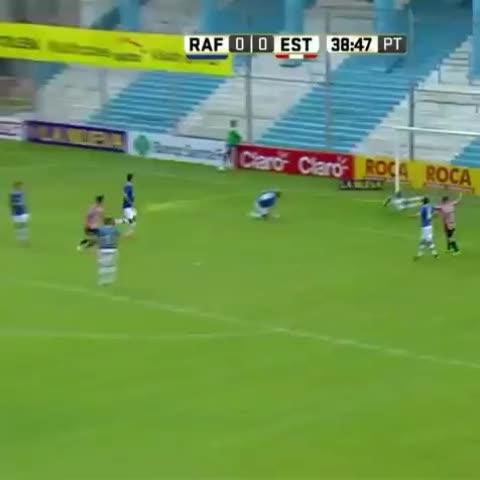 Vine by InfoPincha - #EDLP Asi fue el gol de Lucas Viatri para poner el 1 a 0