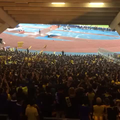 Vine by Fly Fm - The Awesome Malaysian Spirit!! #UltrasMalaya #AFFSuzukiCup #SayaTeamMalaysia #MASvsTHA