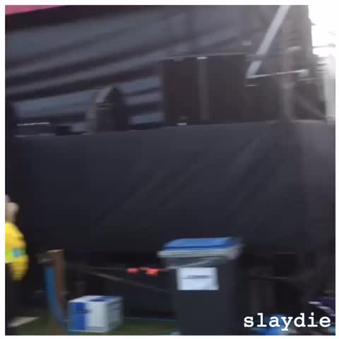 Vine by slaydie - when luke thinks hes the drummer ...............