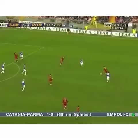 Vine by Skills HD - Francesco Totti! #Legend #Amazingfifagoals Amazing Fifa Goals