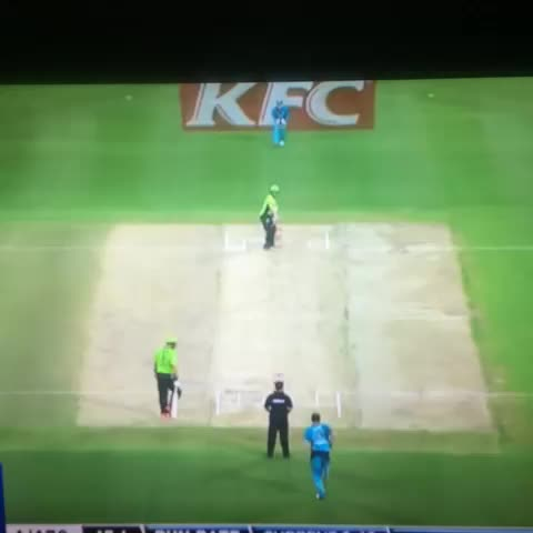 Morgans cut past leg stump! #bbl #BBL04 #STvBH - Vine by Ben Taylor - Morgans cut past leg stump! #bbl #BBL04 #STvBH