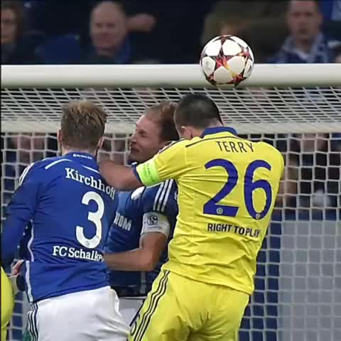 Chelsea FCs post on Vine - In pictures - all five goals from #Schalke 0-5 #Chelsea... #CFC - Chelsea FCs post on Vine