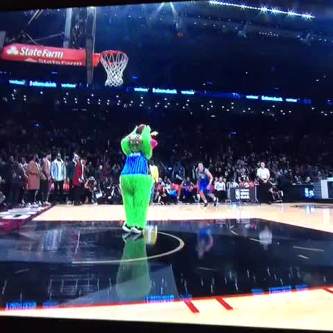 Vine by LegionNBA - Aaron Gordon -- DID HE JUST? WOW