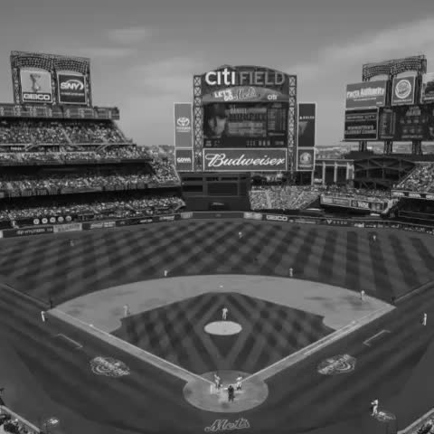Vine by Baseball Tonight - New York Mets host the Washington Nationals. Lets go!