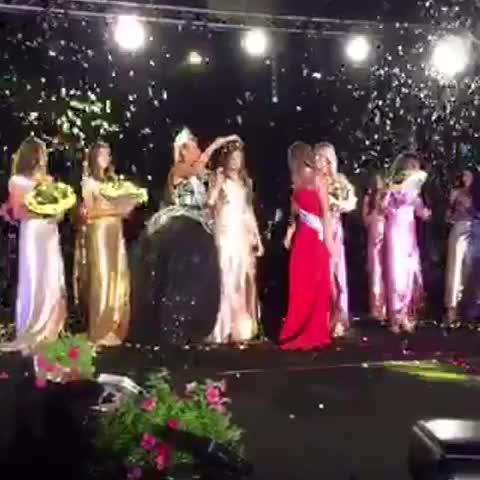 Vine by Nice-Matin - Leanna Ferrero est Miss Côte dAzur 2015 #Misscotedazur