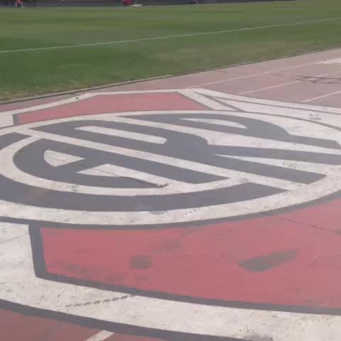 Vine by River Plate Oficial - El Monumental se prepara. Se viene la gran final #CopaLibertadores