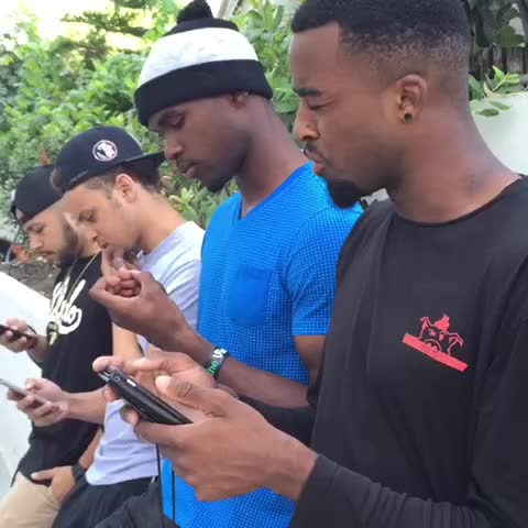 Vine by Darius Benson - That dumb person in the squad (part 2) #WhensThe4thOfJuly? Landon Moss, Wellington Boyce, omar gHonim
