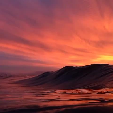 Vine by Ryan Pernofski - Liquid & sunrise. Song: Oh Wonder / Lose it