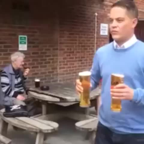 Vine by The LAD Bible - When your mate orders a lager top... By Gatlands Gags & Giggles.