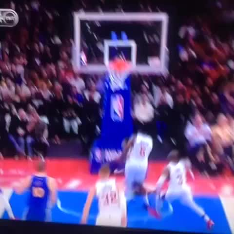 Vine by Team Athlete Life - #StephenCurry drops #cp3... ????
