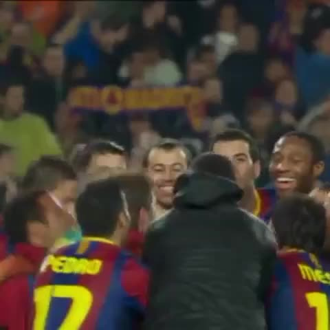 Merci pour tout Abidal! Thank you for everything Abidal! Gràcies per tot Abidal! ¡Gracias por todo Abidal! #VineFCB #Abidal - Vine by FC Barcelona - Merci pour tout Abidal! Thank you for everything Abidal! Gràcies per tot Abidal! ¡Gracias por todo Abidal! #VineFCB #Abidal