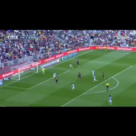 Vine by Barça Vines - Pedro???????? {Barça 2-0 Real Sociedad} #pedro #p7 #lionel #messi #lm10 #m10 #neymar #neymarjr #n11 #nj11 #luis #suarez #s9 #barcelona #barca