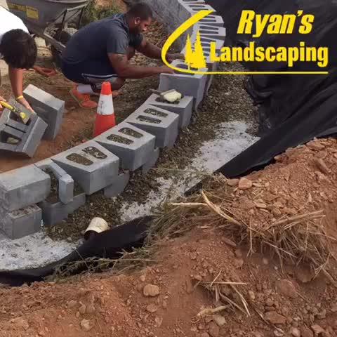 Watch Ryans Landscaping S Vine Quot 107 Nicolock Alta
