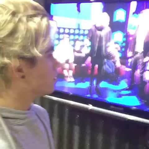 Vine by Jordi Whitworth - Just casually embarrasing my self on CBBC on TV