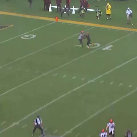 Clutch catches for ECUs Isaiah Jones - Vine by American Athletic Conf - Clutch catches for ECUs Isaiah Jones
