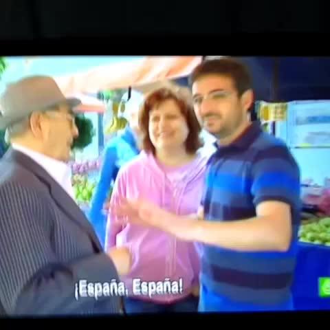 Vine by Esppeonza - Con esto de Grecia me he acordado del sr. griego q ya nos advirtió en Salvados sobre Rajoy.Y no creímos #oxi