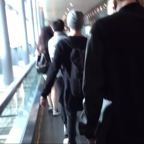 Vine by Anyee - Departure to ICN #Jackson #GOT7inSG *take out with full credits & do not re-upload*