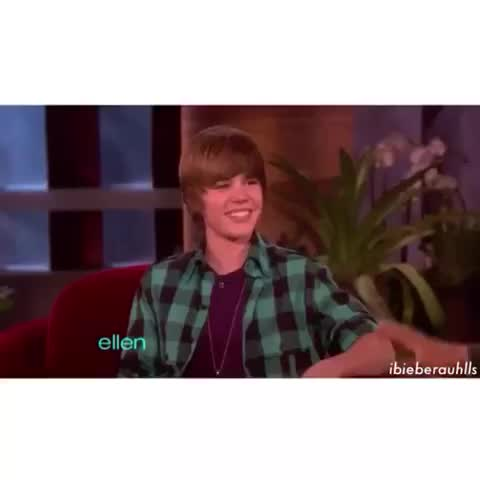 Vine by ibieberauhlls - This evolution makes me so happy and so proud of you Justin Bieber #JustinOnEllen
