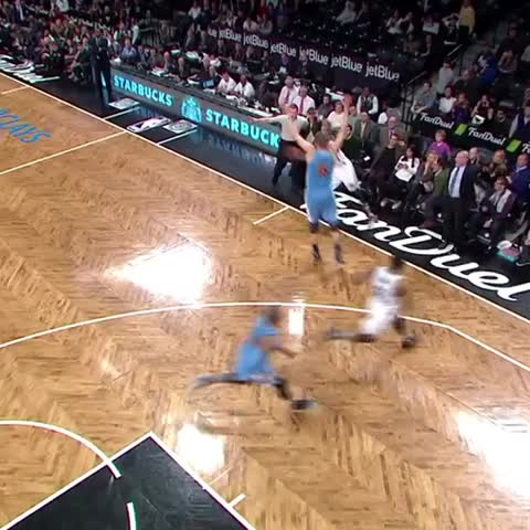 Vine by Brooklyn Nets - SHOT OF THE NIGHT. #Nets (@yesnetwork)