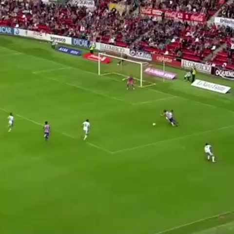 Vine by Sporting Vine - Sporting 1 Mallorca 0, gol de Hugo Fraile, min. 45 #Abelardismo #6Finales #LosGuajes