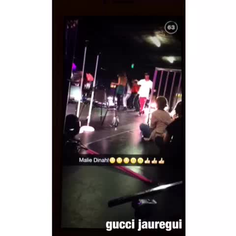 Vine by gucci jauregui - LIKE MARIAH (part two) 😍