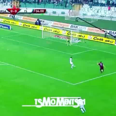 Vine by Trabzonspor Moments - #Trabzonspor #Moments #Football #Soccer #Skill #Legend #Bursaspor #Jaja