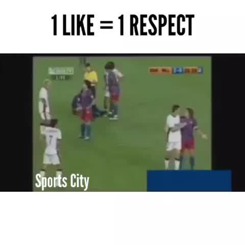 Sports Citys post on Vine - Vine by PRIMESPORTS - Football is nothing without #RESPECT   #SportsCity