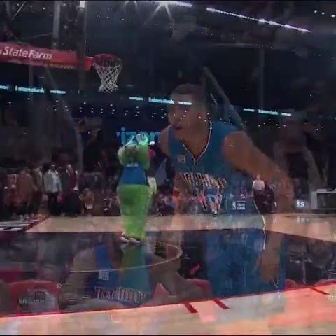 Vine by NBA on TNT - Aaron Gordon Final Dunk