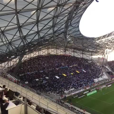 Vine by Olympique Marseille - Si vous êtes Marseillais il faut sauter ! #OMLOSC