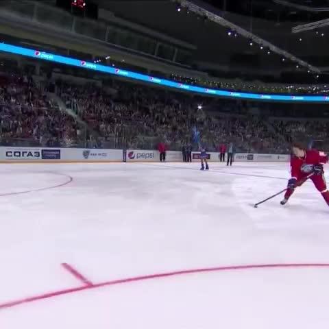 Nikita Gusev spinning lacrosse goal! ????#khl #hockeyvines - Vine by Shnarped Hockey - Nikita Gusev spinning lacrosse goal! 🔥#khl #hockeyvines