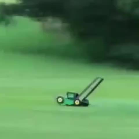 Flying Lawnmower On Tumblr