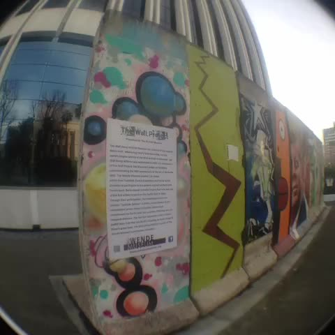 Vine by HashTag Media Group - The Wall Project #LA