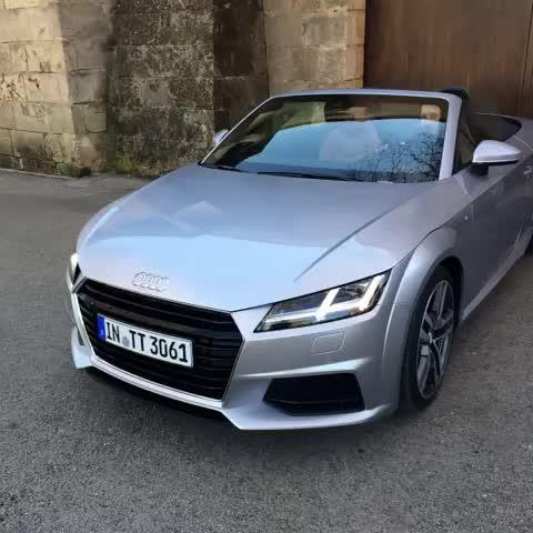 Watch L Argus S Vine Quot New Audi Tt Roadster 2015 Audi Tt