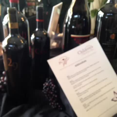 Vine by Kalhan Rosenblatt - Theres no shortage of wine here at the Southwest Florida Wine and Food Fest.