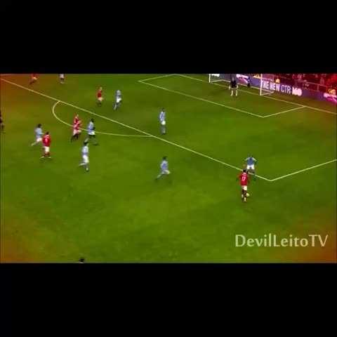 Vine by Juan Pablo Zaracho - Gol Rooney vs Manchester City 12-02-2011