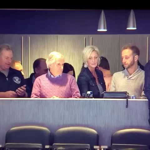 The Fonz. #Sabres #MTLvsBUF - Lindy Ruffs Ties post on Vine