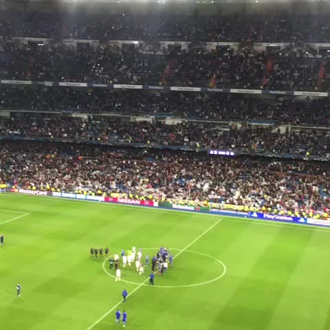 Vine by Soy Madridista - La megabronca del Bernabéu. Así suena