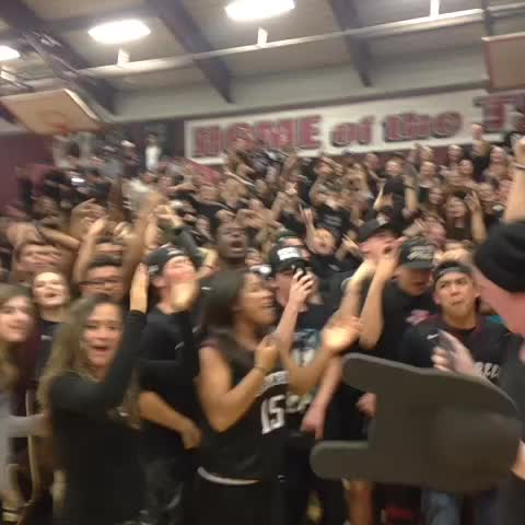 Vine by Steven J Wilson - Woodcreek wins.