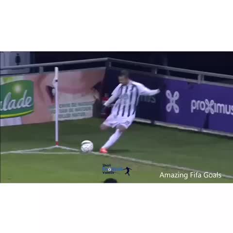Vine by Amazing Fifa Goals - #Volley | Can you guess the player?