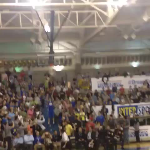Vine by HoopDreamsMag - Donovan Mitchell adds to our Windmill week. O My! #dunkcam #hoopdreamsmag