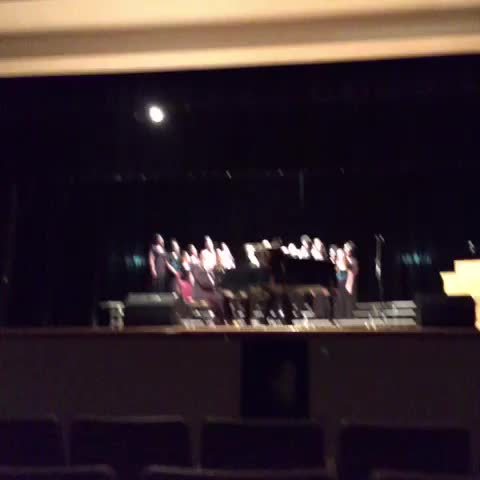 Vine by Jonathan Lyons - South side heritage festival with the Fairview Middle School #FalconSingers