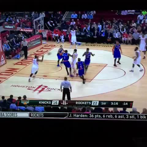 Epic Sport Vines™s post on Vine - James Harden playing defense like his control died 😂 - Epic Sport Vines™s post on Vine