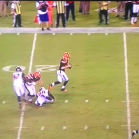 Protect ya neck, McCown. Decked - Vine by Michael Gallagher - Protect ya neck, McCown. Decked