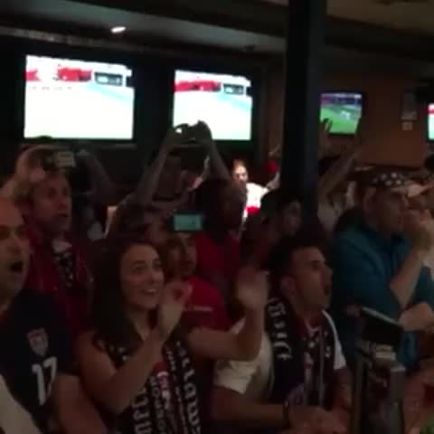 Vine by SportsCenter - Goal, USA!