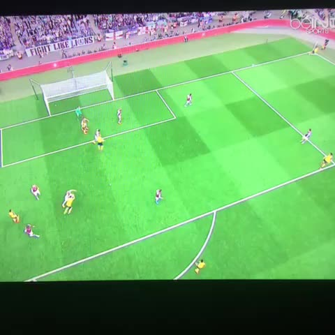 Vine by Arsenal_Arabs - هدف ميرتي 😍❤️
