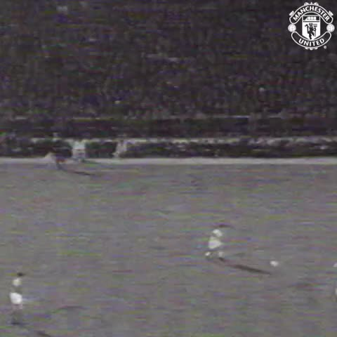 Vine by Manchester United - #mufc legend George Best, born on this day in 1946. What a player, indeed.