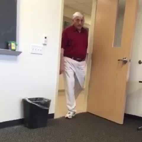 Vine by Brock Hersch - I recorded my professor everyday
