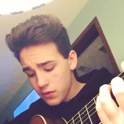 Vine by Jacob Whitesides - Sam Smith- Im Not The Only One 🙅
