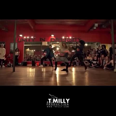 "Vine by Jade Chynoweth - Full choreography on Tricia Mirandas YouTube channel ""Tricia Miranda"""